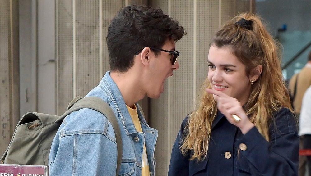 Alfred y Amaia de 'Operación Triunfo'