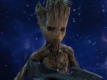 Groot en 'Vengadores: Infinity War'