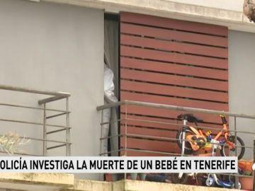 Investigan la muerte de una bebé de cinco meses en Tenerife