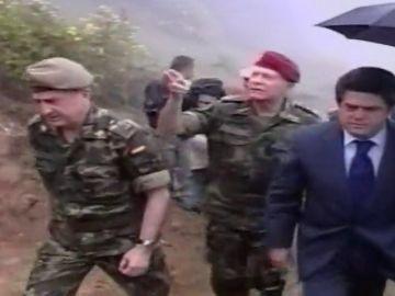 Turquía comunica a España que una pierna sin identificar de una víctima del Yak-42 está enterrada en ese país