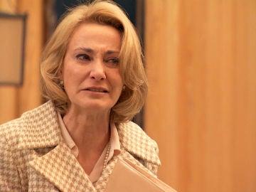 """Matilde sufre una crisis de ansiedad al ver a Ernesto: """"Voy a ocupar toda mi vida en hundirte"""""""