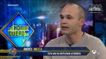 """Andrés Iniesta: """"Me apetece ir a Japón, es un proyecto muy positivo para mi futuro"""""""