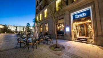 El restaurante La Lonja del Mar