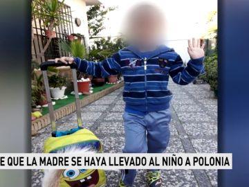 Un padre denuncia el secuestro de su hijo de seis años por parte de su madre en La Antilla (Lepe, Huelva)