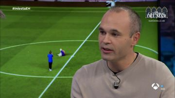 """Andrés Iniesta: """"Mi despedida con el Barcelona fue muy emocionante, intenté saborear cada momento al máximo"""""""