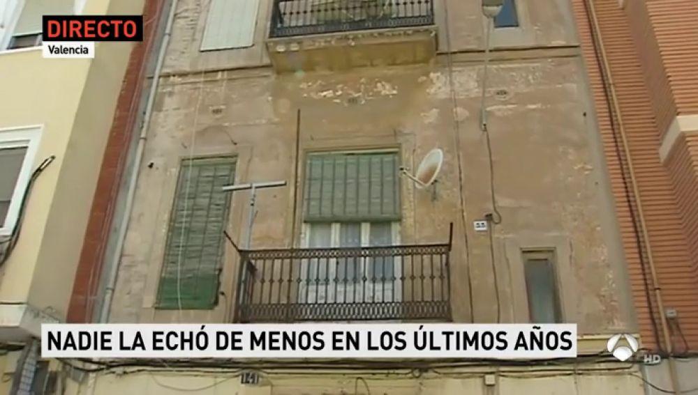 Hallan el cadáver momificado de una mujer que había muerto hacía 4 años en Valencia