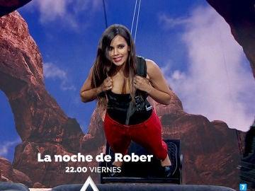 Cristina Pedroche en 'La noche de Rober'