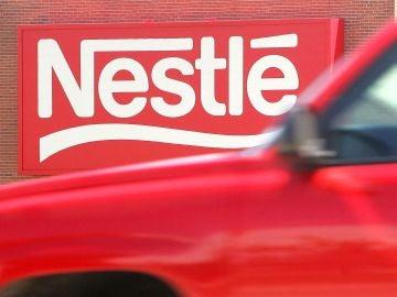 Logo de la compañía Nestlé