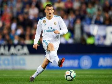 Mateo Kovacic, jugador del Real Madrid