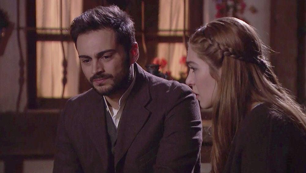 "Saúl, a Julieta: ""Tuvo que ser Prudencio quien te denunció"""