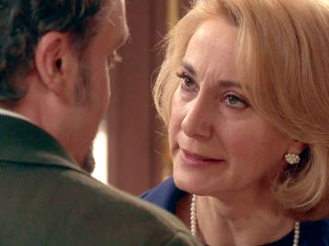"""Matilde se enfrenta duramente a Ortega: """"No voy a tener misericordia contigo"""""""