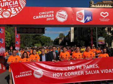 Carrera Ponle Freno en Murcia