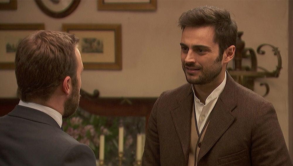 """Saúl le pide un favor a Fernando: """"Hágale saber a doña Francisca lo mucho que la he querido"""""""