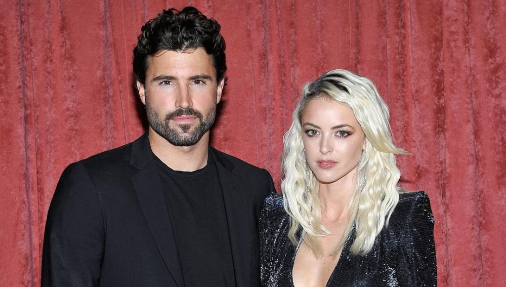 Brody Jenner y su exmujer Kaitlynn Carter