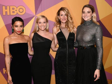 Las actrices de 'Big little lies'