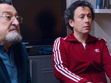 Cristóbal y Benito se hacen 'amigos' del capo de la cárcel