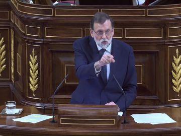 """<p>Mariano Rajoy: """"Cuanto peor mejor para todos y cuanto peor para todos mejor, mejor para mí el suyo beneficio político""""</p>"""
