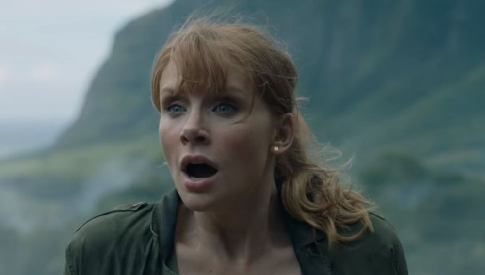 Bryce Dallas Howard en 'Jurassic World: El reino caído'