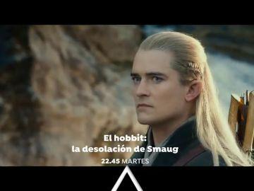 <p>Antena 3 vuelve a la Tierra Media con la película 'El Hobbit: La Desolación de Smaug'</p>