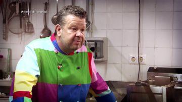 Alberto Chicote en 'Pesadilla en la cocina'
