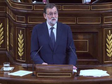 <p>Mariano Rajoy se inventa una frase de Galileo</p>