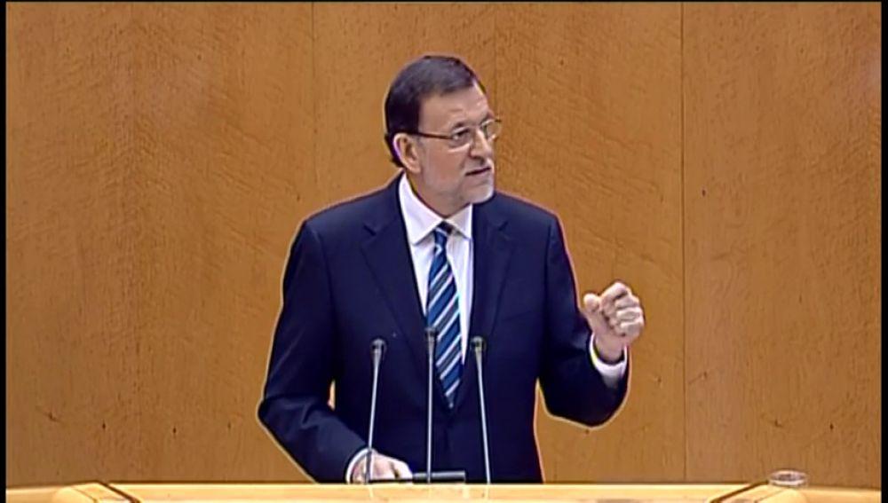 """<p>Mariano Rajoy: """" Fin de la cita""""</p>"""