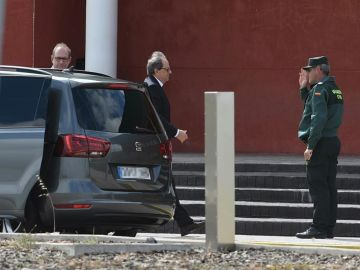 El presidente de la Generalitat de Cataluña, Quim Torra
