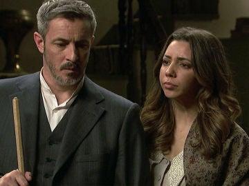 Malas noticias para Emilia y Alfonso