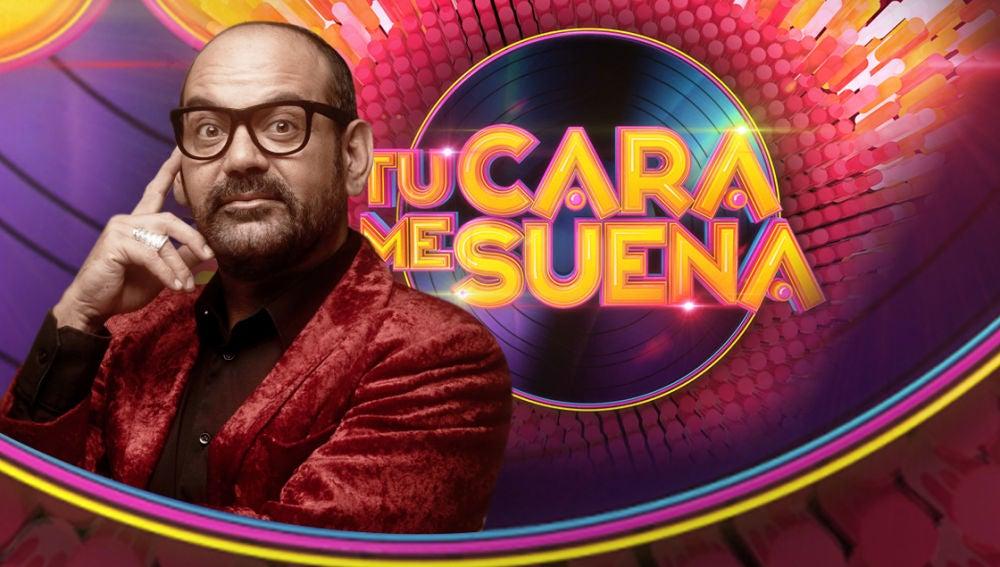 Jose Corbacho, segundo concursante confirmado de la séptima edición de 'Tu cara me suena'