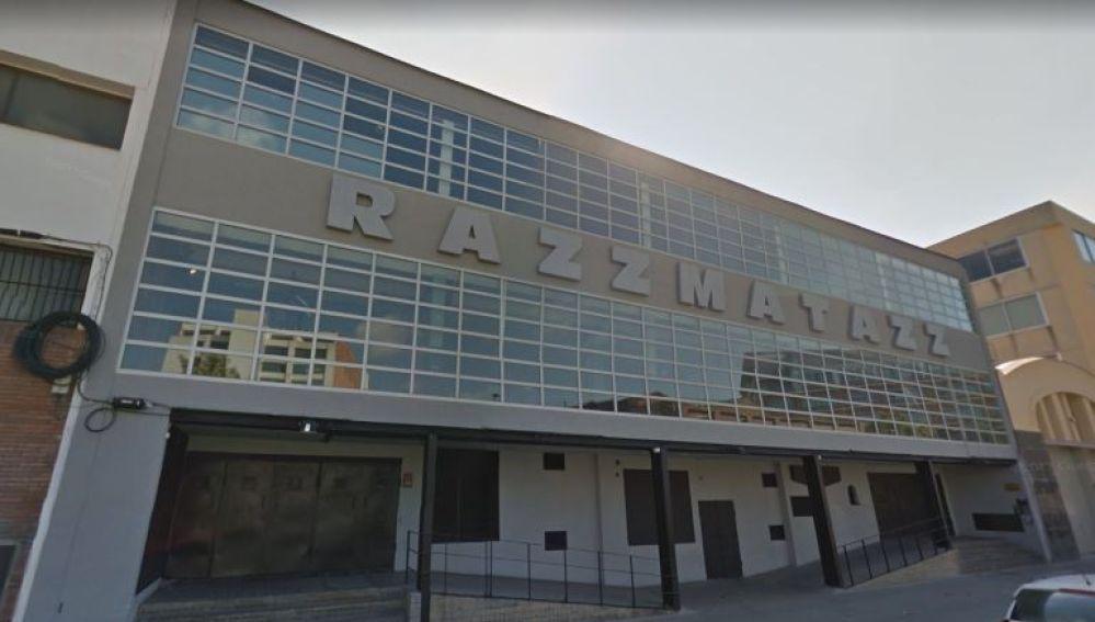 La sala de conciertos Razzmatazz