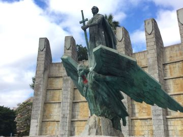 Monumento a Franco en Tenerife
