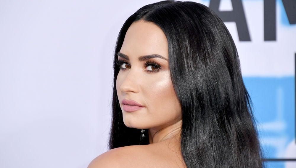 Demi Lovato en los American Music Awards 2017