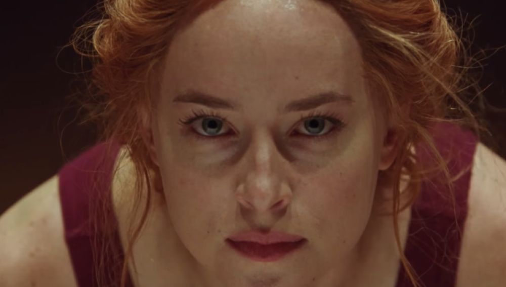 Dakota Johnson en 'Suspiria'