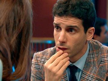 Ignacio se queda a cuadros con la confesión de María