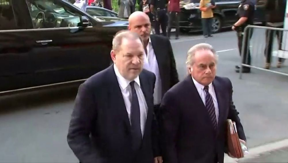 <p>Weinstein se declara no culpable de los cargos de violación y abusos sexuales</p>