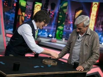 Luis Piedrahita enseña en 'El Hormiguero 3.0' las trampas más astutas que ha habido a lo largo de la historia