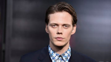 El actor Bill Skarsgard, Pennywise en 'It'