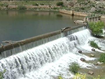 <p>Los pantanos están al 72'4 % de su capacidad</p>