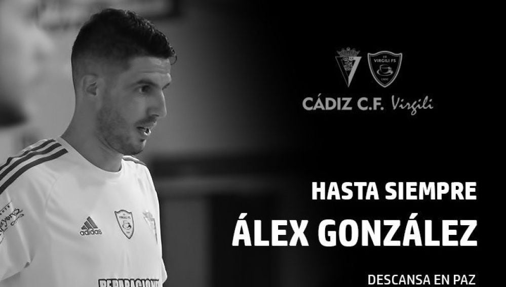 Comunicado del Cádiz CF Virgili