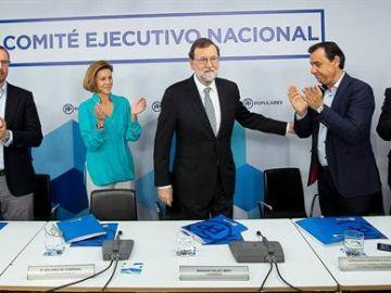 El adiós de Mariano Rajoy