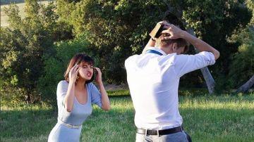 Selena Gomez en el vídeo de 'Back To You'
