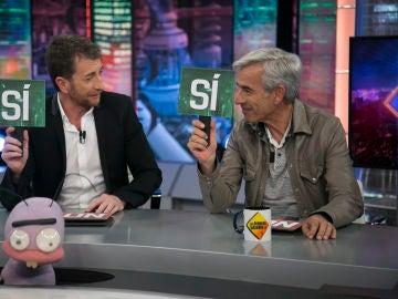 """Imanol Arias participa en """"la sección más potente de la televisión"""" con Trancas y Barrancas"""
