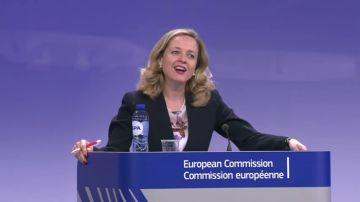 <p>Nadia Calviño, nueva ministra de Economía </p>