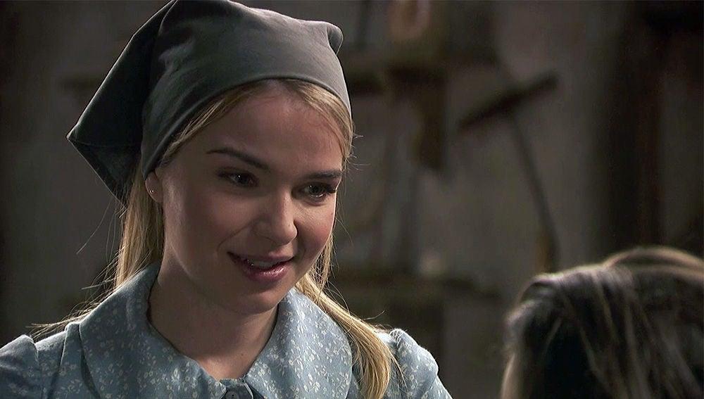 """Antolina, a Isaac: """"Nos hemos salvado el uno al otro"""""""