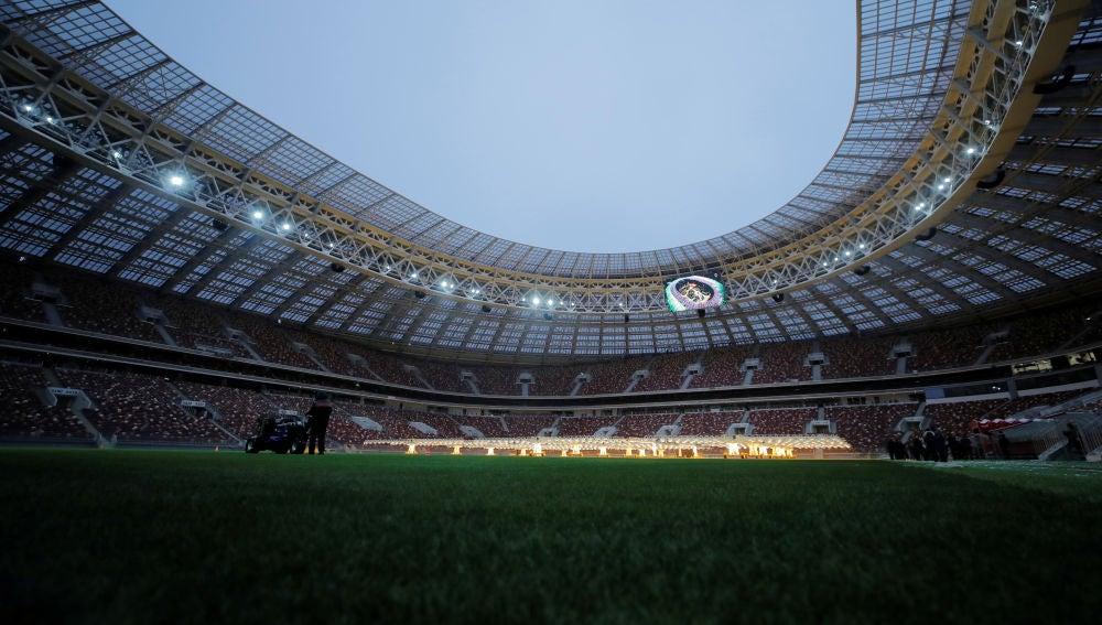 Luzhniki, Moscú (81.300 espectadores)