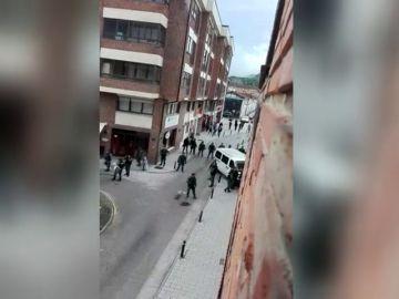 <p>La Guardia Civil detiene a cuatro de los condenados de Alsasua por riesgo de fuga</p>