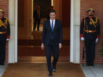 El nuevo presidente del Gobierno, Pedro Sánchez