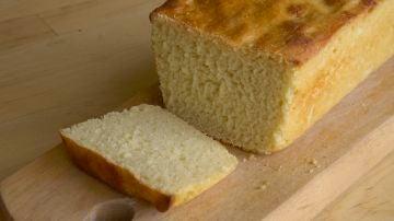 El pan de molde sin gluten tiene bastantes calorías.