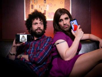 Juan y Damiana continúan con las reivindicaciones sobre el uso del teléfono móvil en 'El Hormiguero 3.0'