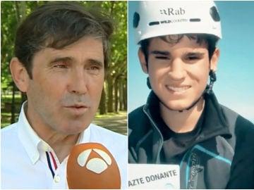 Carlos Sanz y su historia de superación con el deporte